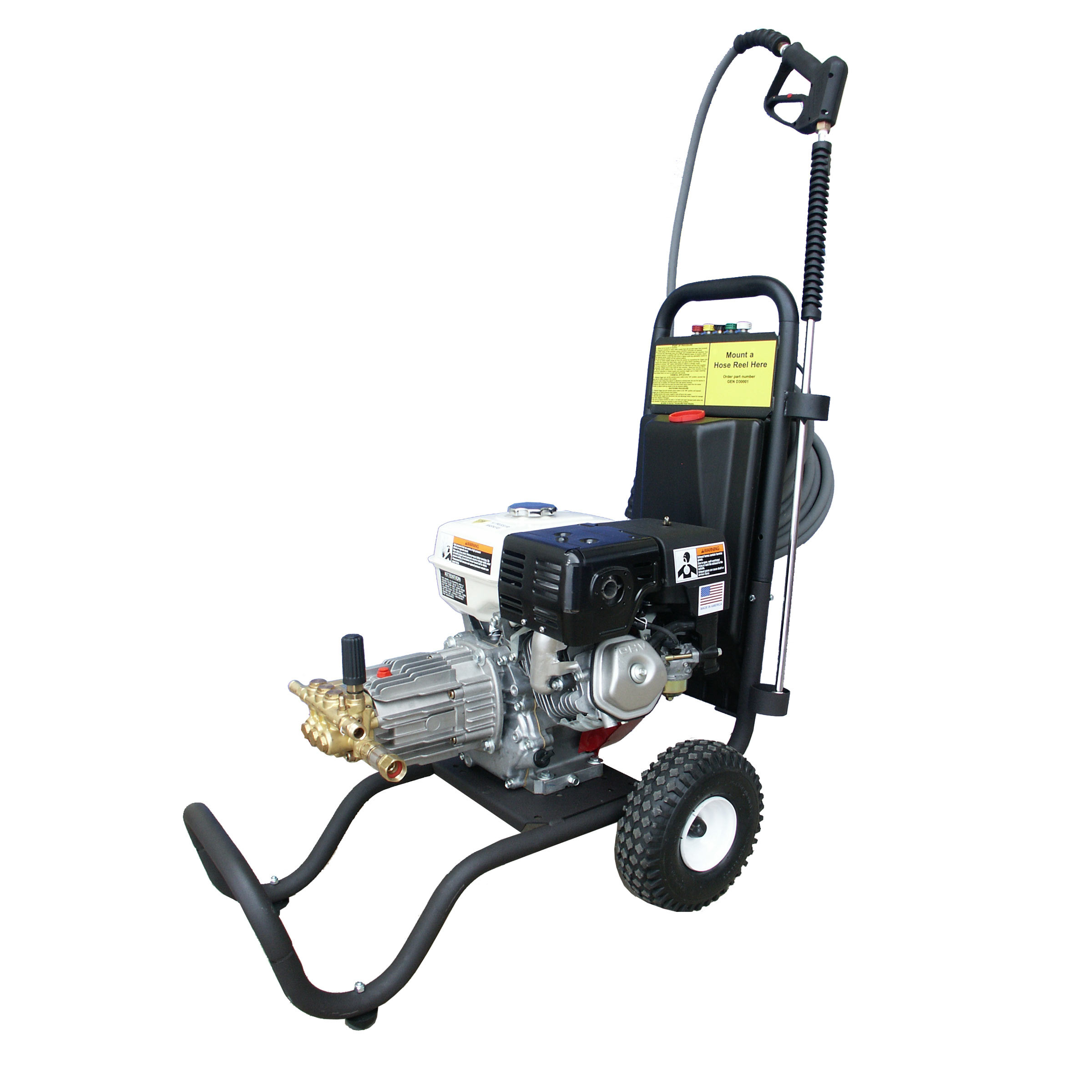 stark 3000 psi pressure washer manual