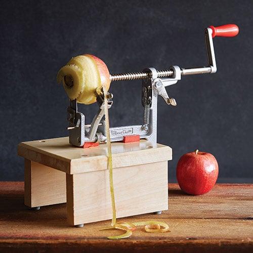 apple peeler corer slicer assembly instructions