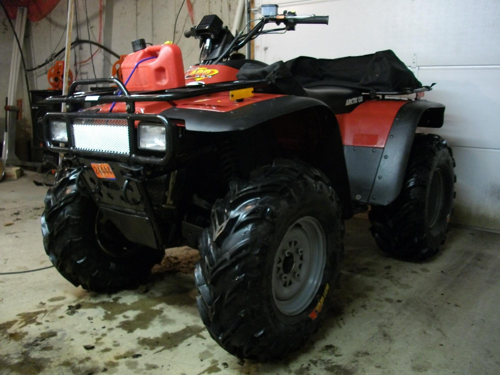 1999 arctic cat 500 atv service manual