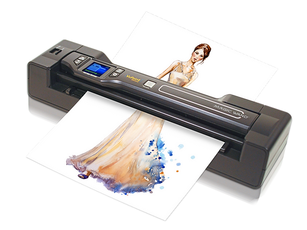 iscan wand portable scanner manual
