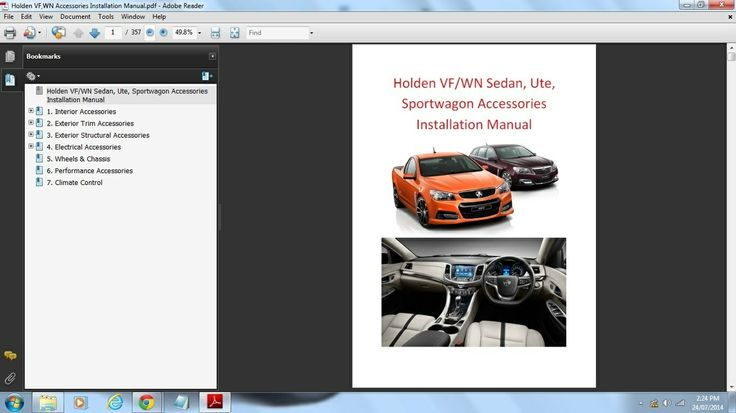 ve commodore workshop manual pdf download