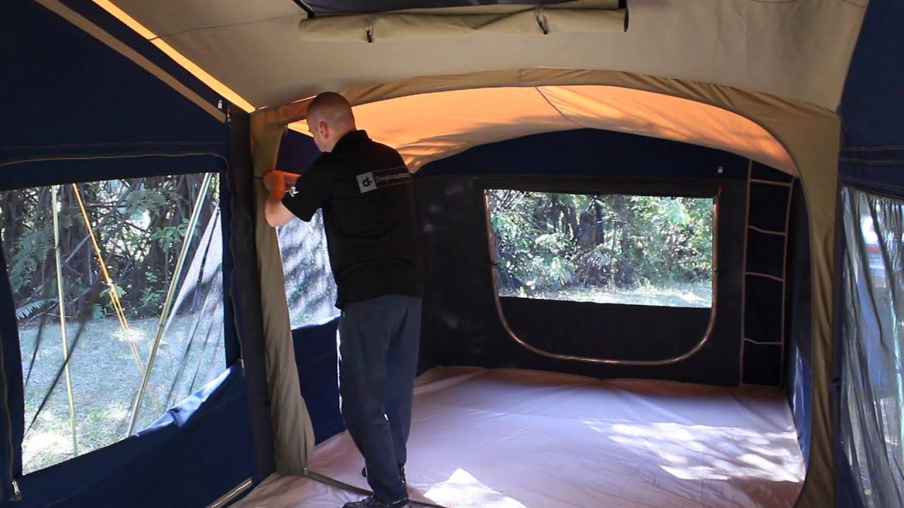 wanderer homestead tent instructions