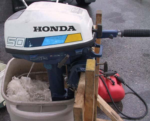 honda 5hp 4 stroke outboard manual