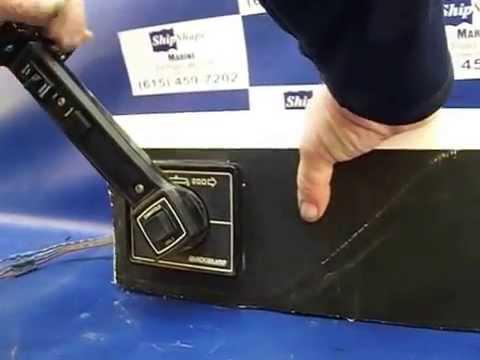 mercruiser quicksilver throttle control manual