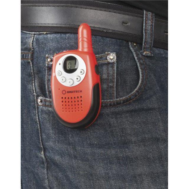 digitech walkie talkie instructions dc 1017