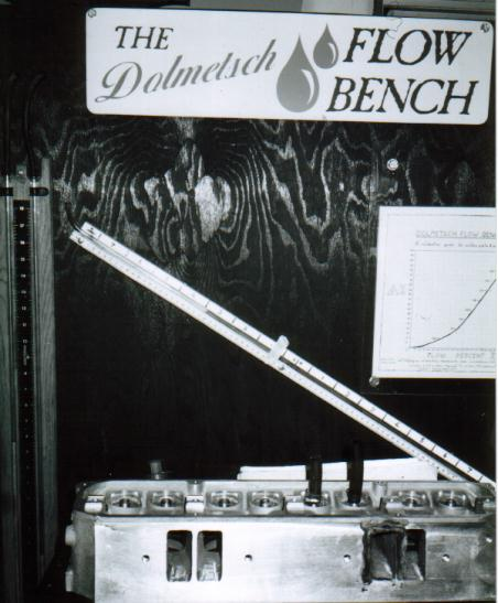how to build a head flow bench