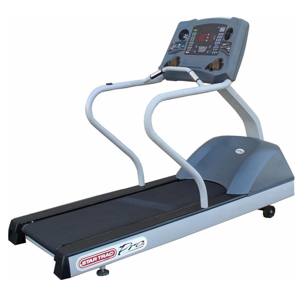 star trac 4500 treadmill manual