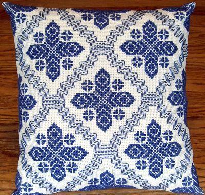 instructions for swedish weaving