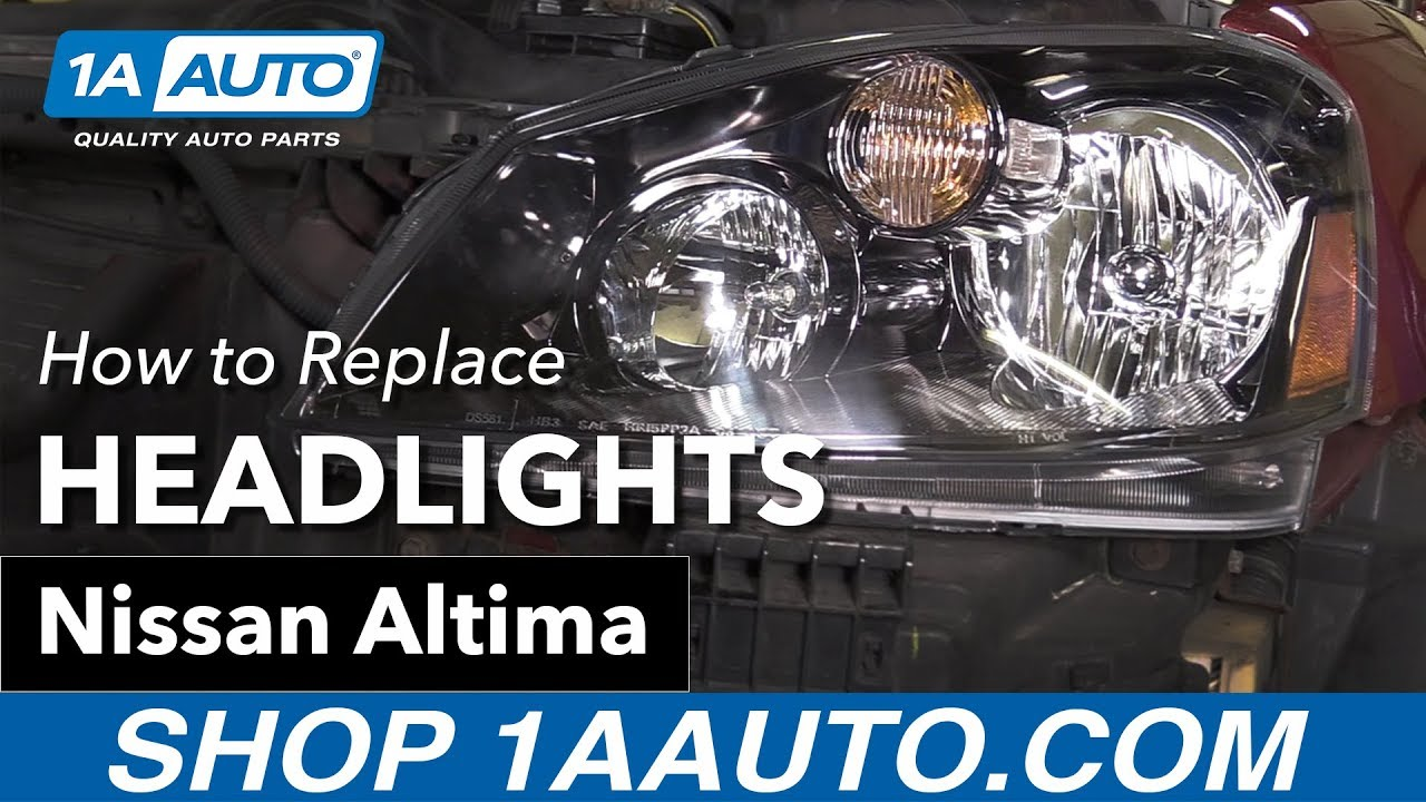 how to change headlight bulb nissan dualis