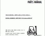 samsung sf50d forklift pdf manual