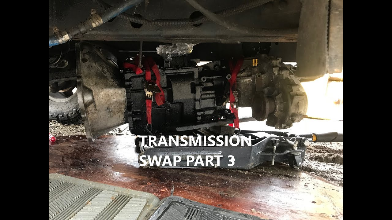 dodge neon manual transmission swap