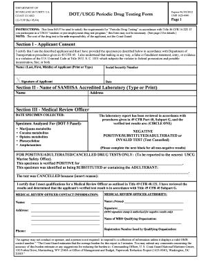 clean std test results pdf