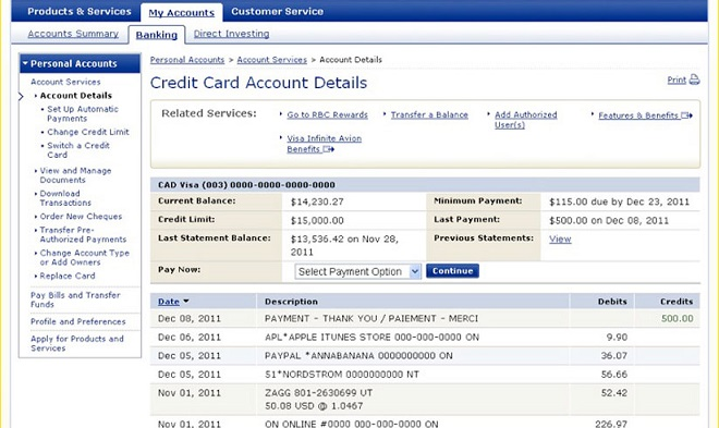 how to get citibank bank account statement