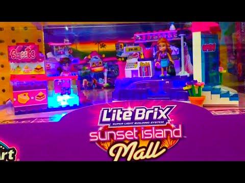 lite brix sunset island mall instructions