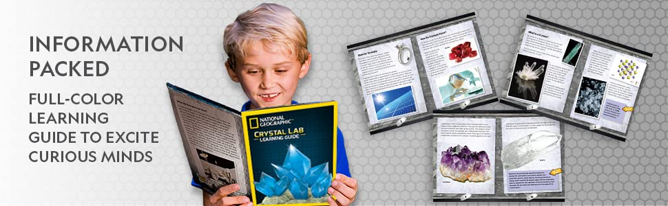 national geographic crystal growing kit instructions download